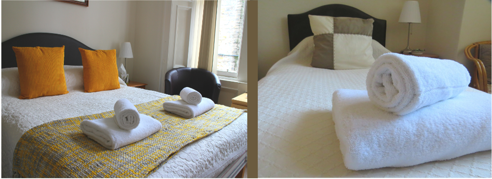 make yourself comfortable at craigmore guest house in st andrews